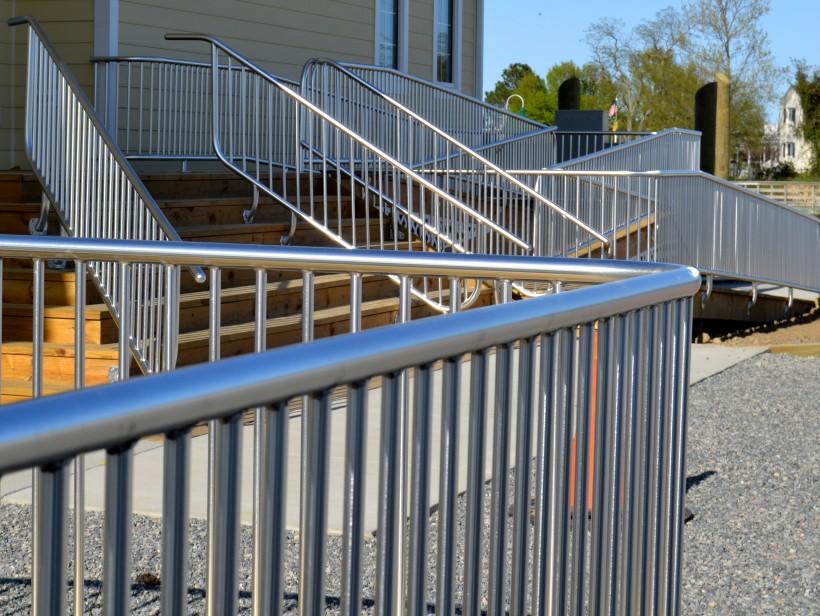 aluminum-rails